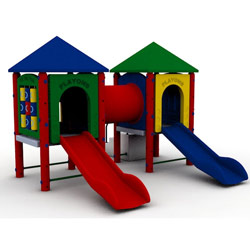 Fort Graham Playground Set