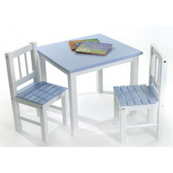 Funky Fun Kids Table & Chair Set