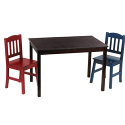 Discovery Table and Chairs