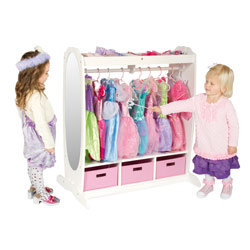 Dress Up Storage Center