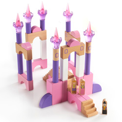 Fairytale Castle Block Set