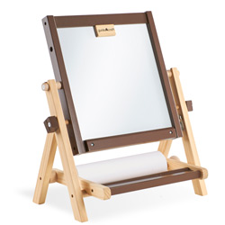 Flipping Table Top Easel
