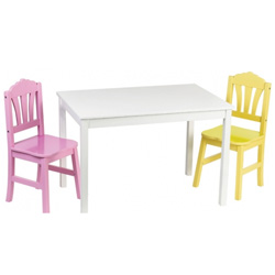 Harmony Table and Chairs