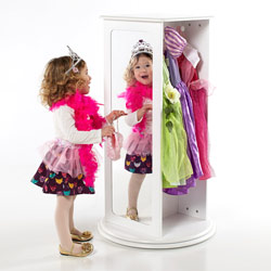 Rotating Dress Up Unit