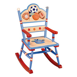 Sports USA Rocking Chair