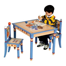 Sports USA Table and Chair Set