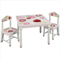 Sweetie Pie Table and Chair Set