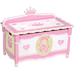 Swan Lake Toy Box