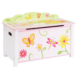 Gleeful Bugs Toy Box