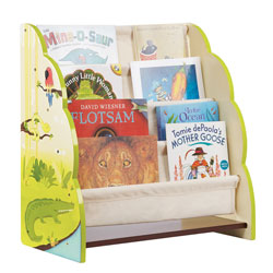 Jungle Party Book Display
