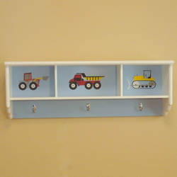 Construction Wall Shelf
