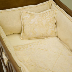 Butternut Cradle Bedding