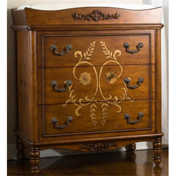 Old World Dresser/Changer