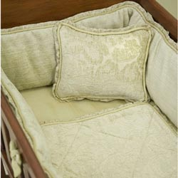 Sagebrush Cradle Bedding