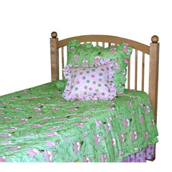 Glitter Princess Twin Bedding