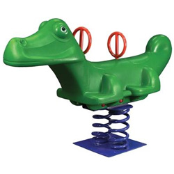 Great-Gator Double Spring-Rider
