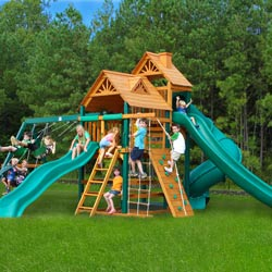 Big Skye II Swing Set