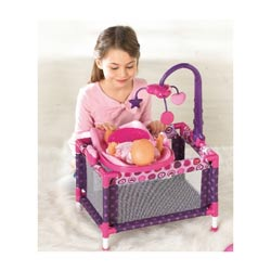 Heart 2 Heart Doll Play Yard