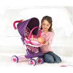 Heart 2 Heart Doll Stroller Set