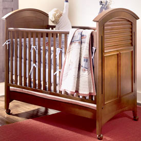 Harbor Town Baby Crib