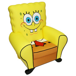 SpongeBob Icon Chair