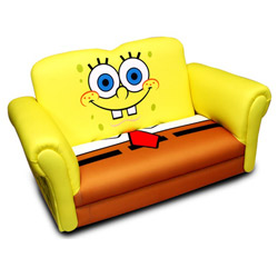 SpongeBob Deluxe Rocking Sofa