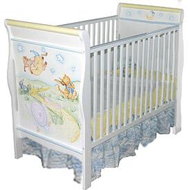 Nursery Rhymes Crib