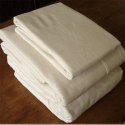 Organic Baby Cradle Fitted Sheet