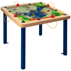 Safari Tour Magnetic Sand Table