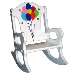 Balloon Fun Rocking Chair
