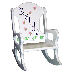 Little Critters Rocking Chair