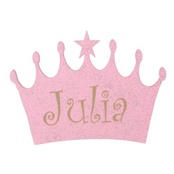 Personalized Princess Sparkle Crown