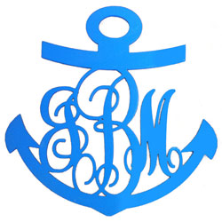 Anchor Monogram