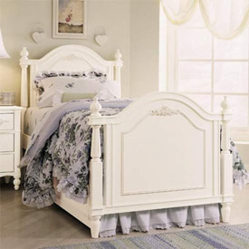 Isabella Panel Bed