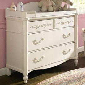 Isabella Single Dresser/Changer