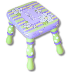 Liana's Garden Step Stool
