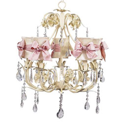 5 Arm Ballroom Chandelier