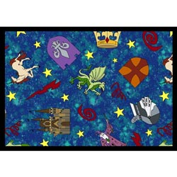 Mythical Kingdom Rug