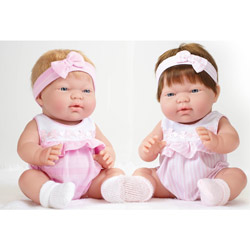 Ani and Ami Real Twin Girls Dolls