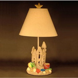 Sand Castle Table Lamp