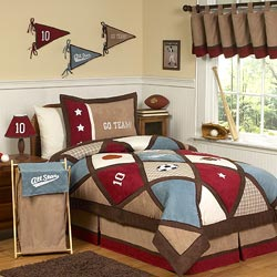 All Star Sports Twin Bedding Set