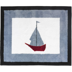 Come Sail Away Rug