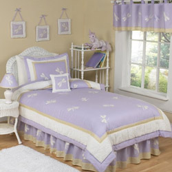 Dragonfly Dreams Twin Bedding Set