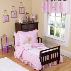 Fairy Tales Toddler Bedding by Sweet Jojo Designs