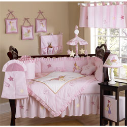 Fairy Tales Crib Bedding