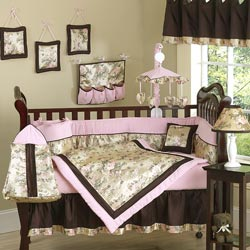 Abby Rose Crib Bedding