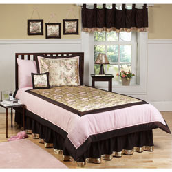 Abby Rose Twin Bedding
