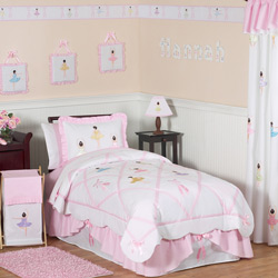 Ballerina Twin/Full Bedding