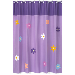 Daniella's Daisy Shower Curtain