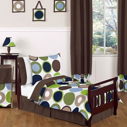 Designer Dot Toddler Bedding Collection